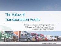 The Value of Transportation Audits